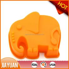 silicone elephant shape cake mould & sheep shape silicone cake mould