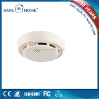 House security 9v battery operated ionic stand alone wholesale smoke detector