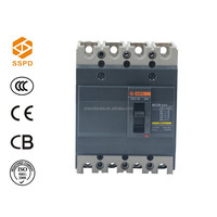 CEZC-100/4P 100A professional producing Moulded Case Circuit Breaker air circuit breaker