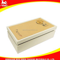 gift red essential oil box