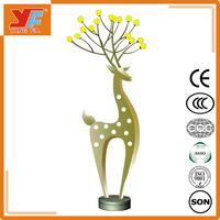 New design deer solar lights