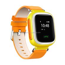 Child Bracelet Hiking GPS Tracking Device Quad-band LCD Smart WristWatch Activity Tracker SOS Alarm Clock Child Ant-lost Locator