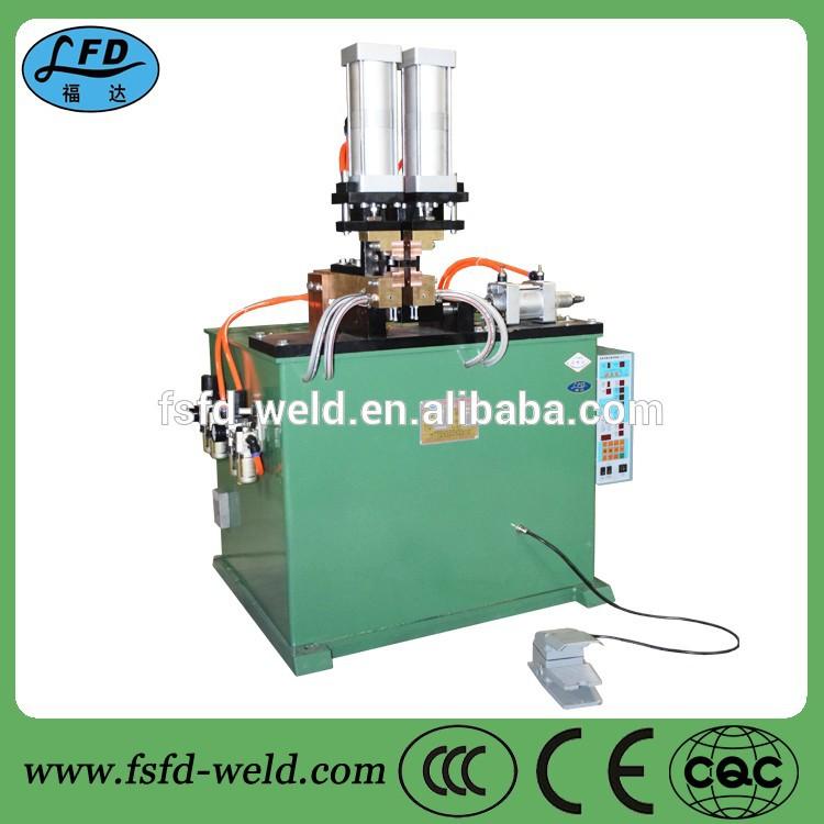 pneumatic butt welding machine T shape welding