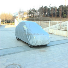 Non-woven fabric, polyester,peva+pp cotton inflatable hail proof car cover