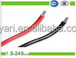 TUV Approved,High Current Carrying Capacity Solar PV Cable