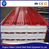 100mm Insulation Interior Solid EPS Sandwich Wall Panel