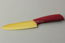 """Best quality assured 6"""" Advanced Mirror shining Ceramic Chef knife with colorful blade"""