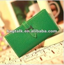 2012 fashion wallets Ladies PVC Purses and Wallet