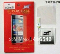 For Blackberry 9220 Clear Screen Protector