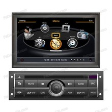 for Mitsubishi L200 touch screen car dvd parts with gps navigation system