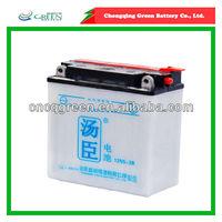 12N5-3B Sealed Lead Acid Motorcycle Battery 12V 5Ah