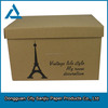 Folding corrugated plastic box for kids pet carrier