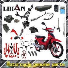 Italika moto 110cc partes AT110