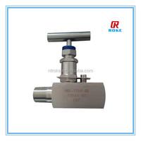 Nantong Roke high pressure instrument stainless steel 316 gauge root valve
