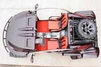 TNS fun power 800cc-1000cc racing go kart tires and rims