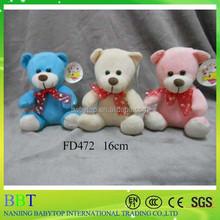 custom cheap mini teddy bear