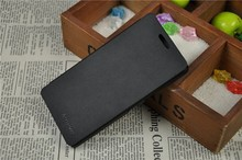 Promotional Classic Style Leather Flip Case For Lenovo A6000