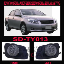 fog light for TOYOTA COROLLA AXIO/FIELDER 2007/COROLLA 2011