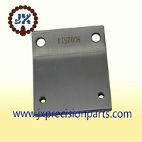 Dial the piece of sheet metal High quality stainless steel CNC milling machine processing precision custom parts