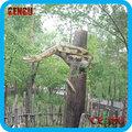 Zoo Animal modelo animatronic serpiente