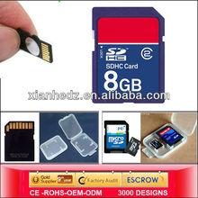 Factory Price!!! OEM Good quality TF card, Micro SD 2GB 4GB 8GB 16GB 32GB 64GB memory card micro sd