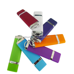 Top sell Factory price and cheapest designer plastic usb flash drive 16g/32g/64g with free sample