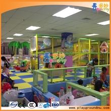 Children Entertainment Playground Equipment Indoor Play to Toy Entertainment