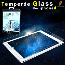 9h hardness anti-shock explosion-proof tempered glass screen protector for ipad 2/3/4/mini 4/pro