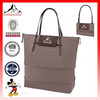 High quality handbag unique foldable bag for woman nylon foldable tote bag(ES-H346)