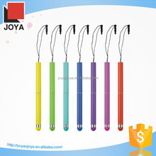 Joya Multi-functional Stylus Promotional Plastic Pen with Glass Cloth