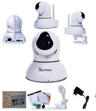 Home Surveillance Video Security Camera CCTV HD 720P Wireless WIFI Network IP Camera Indoor Onvif H.264 IR Night Vision IP Cam