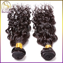 top seller usa botton price tangle free 24 inch red curly hair weaving for sale