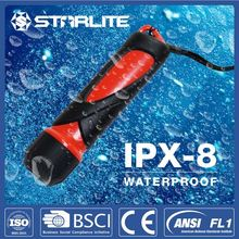 STARLITE 4AA 90 lumens IPX8 hot sales factory supply diving torch