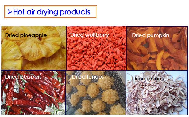 Secador de frutas e vegetais cinto/desidratador de frutas e legumes/frutas industrial secadores