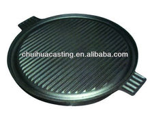 Cast Iron Griddle Round