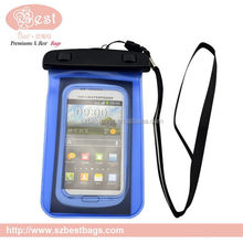 Excellent quality stylish waterproof camera dry bag