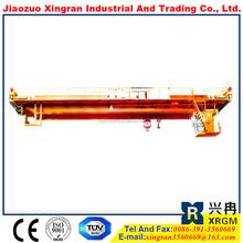 electric pensile crane single girder ladle crane for small molten metal casting double girder overhead crane 15 ton