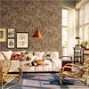 Damask velvet new design wallpaper classic from China