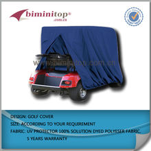 rain protection golf cart cover with doors china factory