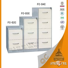 Hot Sale Heat-resistant Commercial Furniture Factory Price Metal Locker / Drawer Cabinet