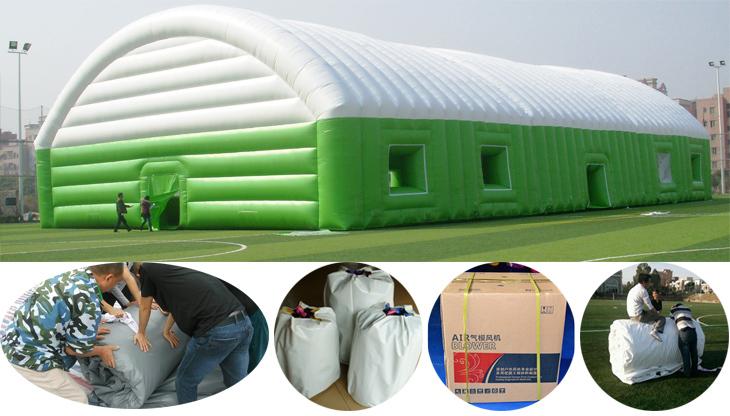 nouveau point de vente chaude gonflable abri gonflable voiture garage tente appareil gonflable. Black Bedroom Furniture Sets. Home Design Ideas