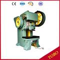 punzón eléctrico de prensa, chapa perforadora perforación máquina de la prensa, servo punzonadora