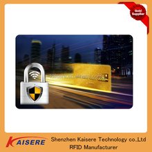 2015 brand new rfid blocking card for electronic theft protecting from credit card