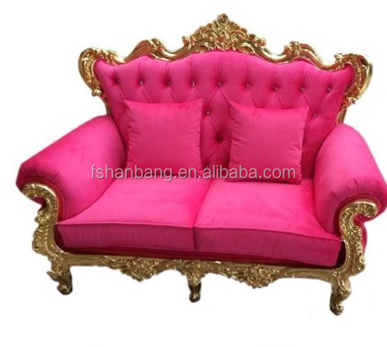 Luxury Classic Golden Silver Antique Maharaja Furniture Furniture ...