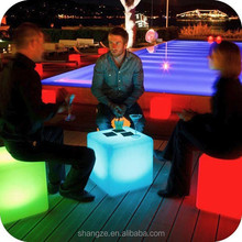 SZ-G4040-10 color changing outdoor cube light