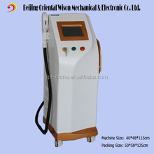 Potable IPL Hair Removal /OPT SHR painless epilator equipment