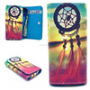 Personalized Pattern Leather Wallet Pouch Huawei Mobile Phone Cover