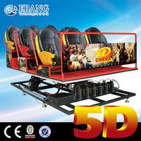 First-class quality simulador 5d cinema,5d cinema systems