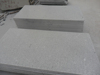 Sesame White G602 Bush Hammered Granite