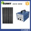 Elaborate solar system home power kit